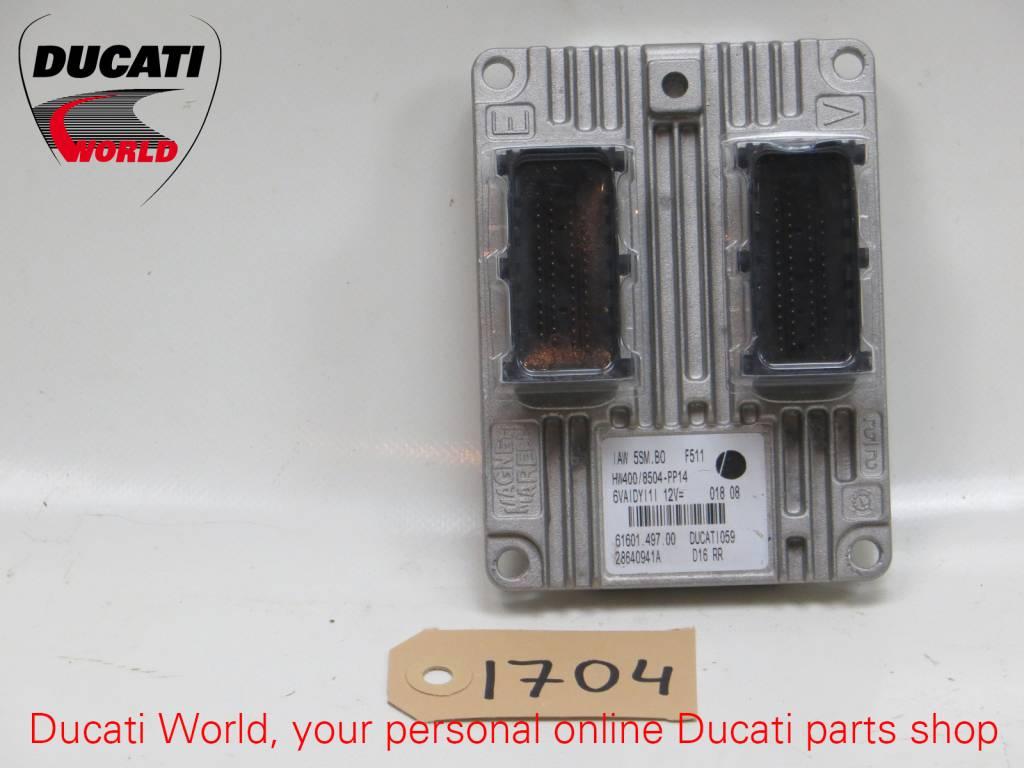 Ducati Ducati ECU Engine Control Unit Desmocedici D16 RR
