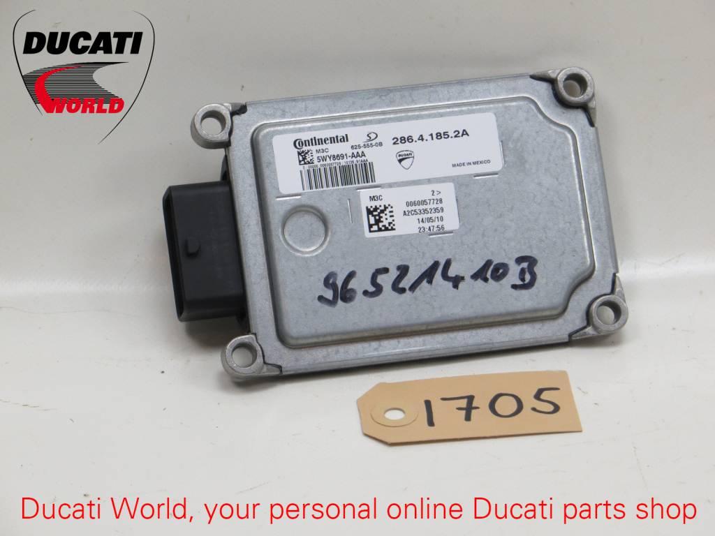 Ducati ECU Racing Engine Control Unit