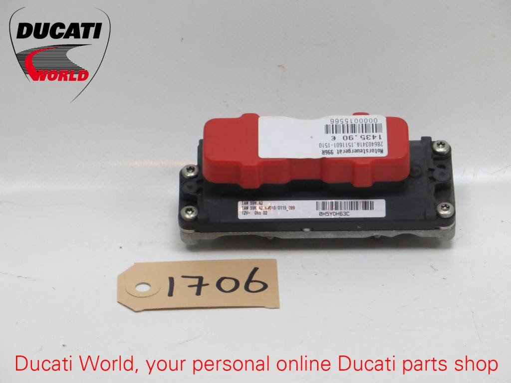 Ducati Ducati ECU Engine Control Unit SBK 996R/998