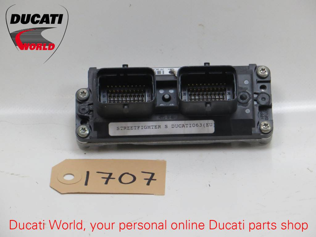 Ducati Ducati ECU Engine Control Unit Streetfighter 1098
