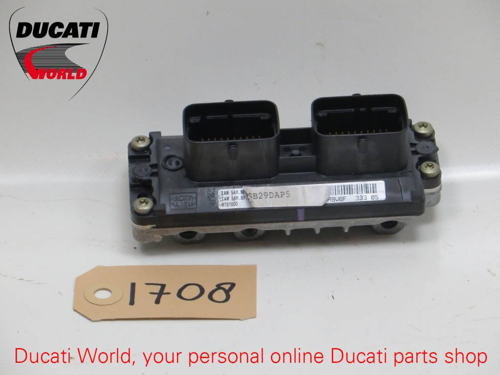 Ducati Ducati ECU Engine Control Unit Monster S2R 1000