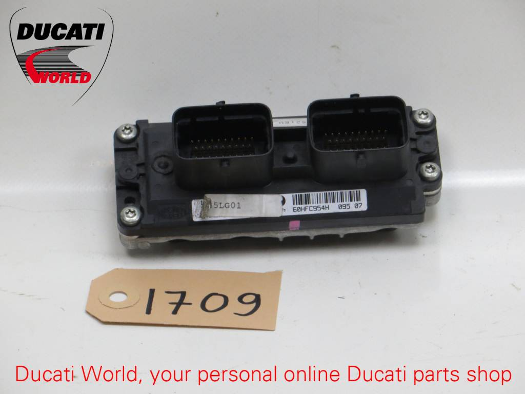 Ducati ECU Engine Control Unit