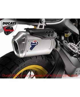 Termignoni High Type-Approved Homologated Silencer