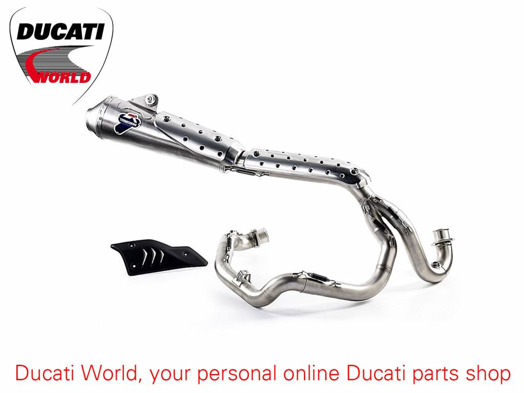 Termignoni High-Mount Complete Racing Exhaust System