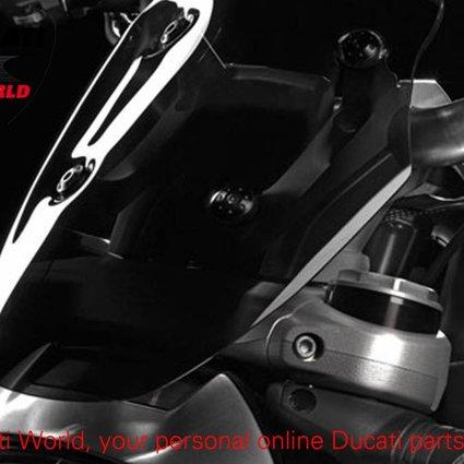 Ducati Ducati Sport Roadster Windshield Kit XDdiavel