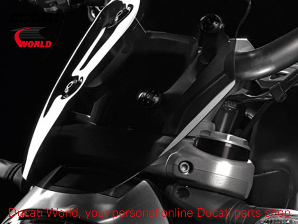Ducati Sport Roadster Windshield Kit