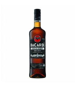 Bacardi Carta Negra Superior Black Rum 700ml