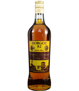 Borgoe 82 Jubilee Blend Superior Suriname Golden Rum
