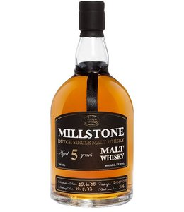 Zuidam Millstone Dutch Single Malt Whisky 5 Years