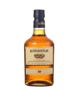 Edradour Single Malt Scotch Whisky 10 Years