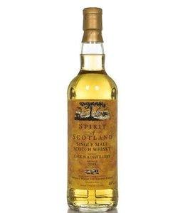 Spirit Of Scotland Single Malt Scotch Whisky 2004