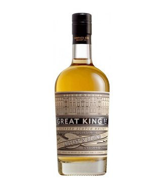 Great King Street - Blended Scotch Whisky  500ml