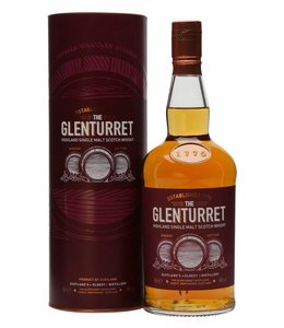 The Glenturret Single Malt Scotch Whisky