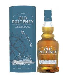 Old Pulteney Single Malt Scotch Whisky Navigator