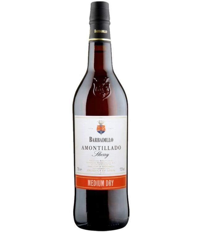Barbadillo Blend Of Amontillado Sherry Medium
