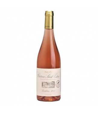 Château Saint Estève Tradition Rosé Bio 2015