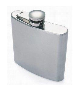 Boj flacon - zilver mat