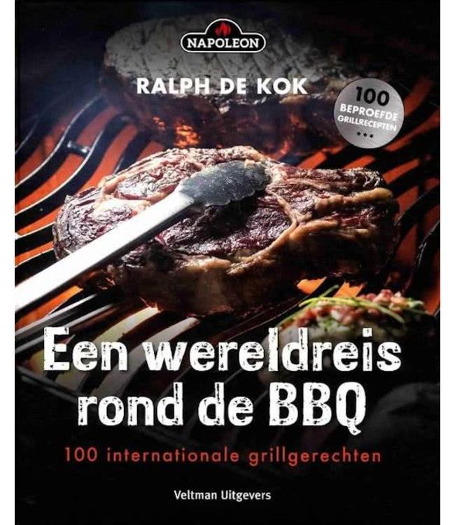 Een wereldreis ronde BBQ - 100 internationale grillgerechten