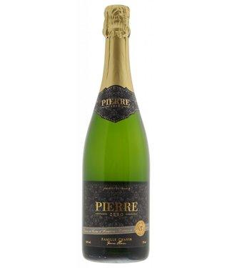 Pierre Chavin - ZERO - Blanc de Blancs - mousserende wijn alcohol vrij