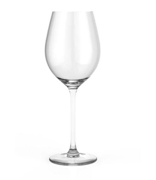 Royal Leerdam Wijnglazen.Witte Wijnglas Gracili Royal Leerdam Finesse 6 X 34cl Wijnhuis Bodde