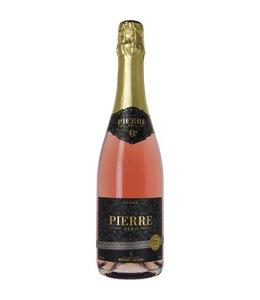 Pierre Chavin - ZERO - Sparkling Rosé - alcoholvrije wijn mousserend