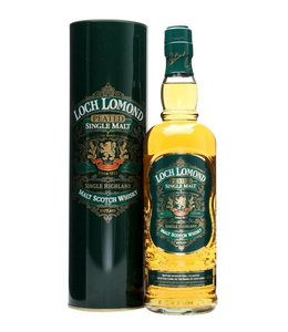 Loch Lomond Peated Single Malt Scotch Whiskey