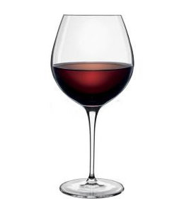 Rode Wijnglas Robusto Luigi Bormioli Accademia 66cl
