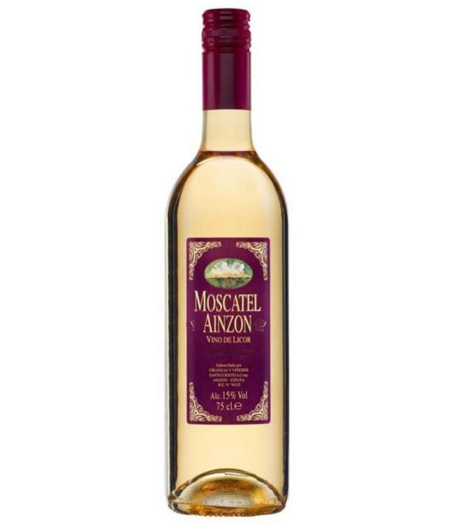 Moscatel Ainzon Vino De Licor