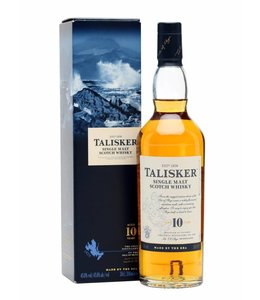 Talisker Single Malt Scotch Whisky 10 Years 200ml