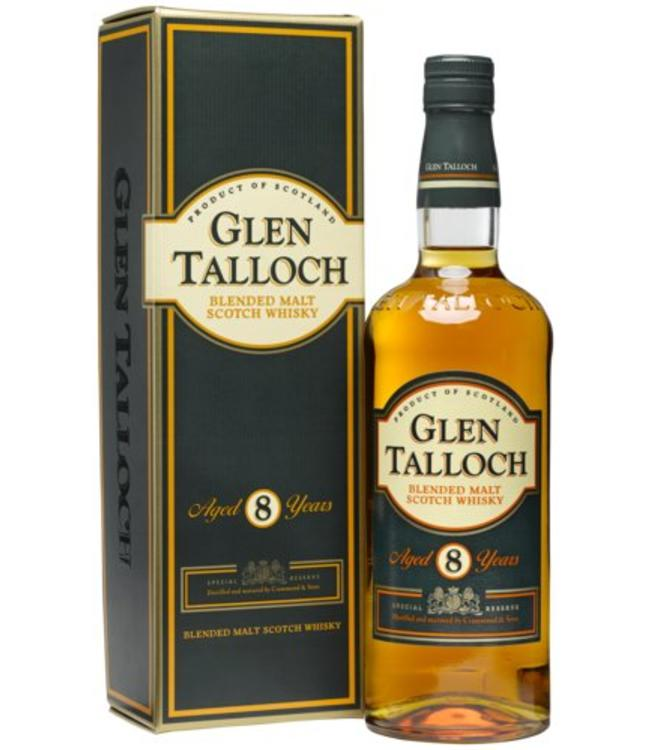 Glen Talloch - Aged 8 Years - Blended Scotch Whisky 700ml