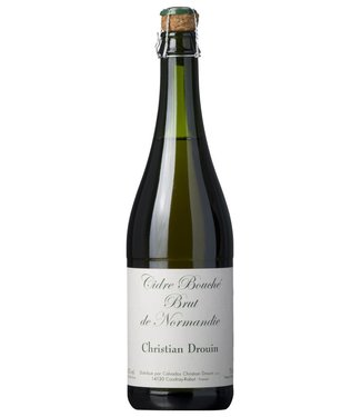 Christian Drouin - Cidre Bouché Brut de Normandie - 750ml