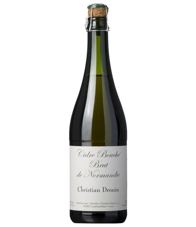 Cidre Bouché Brut de Normandie Christian Drouin 750ml