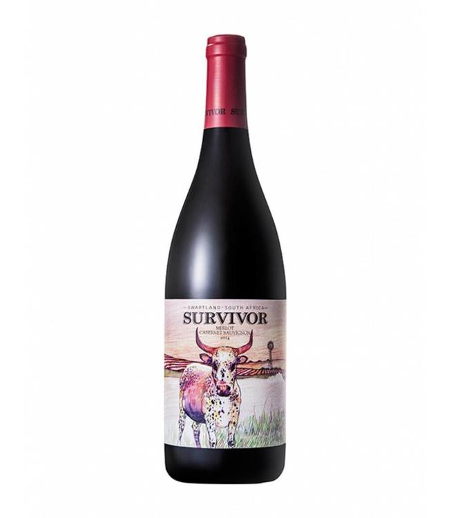 Survivor Barrel Select cabernet sauvignon 2015
