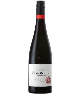 Simonsig - Cabernet Sauvignon Shiraz - Stellenbosch, Zuid Afrika 2018