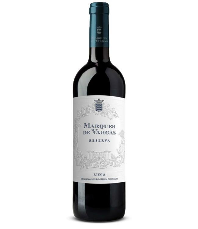 Marqués de Vargas Riserva Rioja DOC 2014