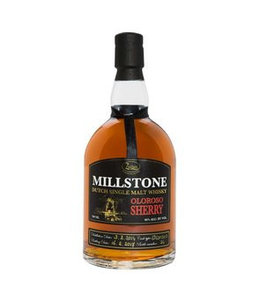 Zuidam Millstone Dutch Single Malt Whisky Oloroso Sherry Cask