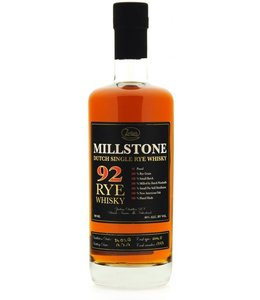 Zuidam Millstone Dutch Single Rye Whisky 92 700ml
