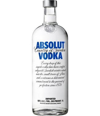 Absolut - Vodka - 1000ml