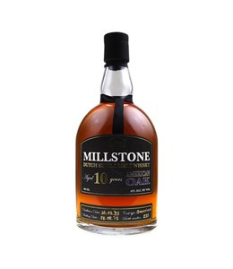 Zuidam Millstone Dutch Single Malt Whisky 10 Years American Oak
