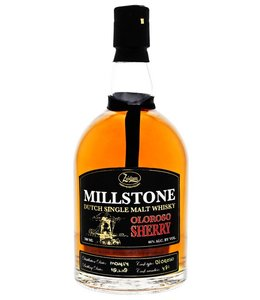 Zuidam Millstone Dutch Single Malt Whisky Oloroso Sherry Cask 12 Years