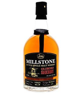 Zuidam Millstone Dutch Single Malt Whisky Oloroso Sherry Cask 12 Years