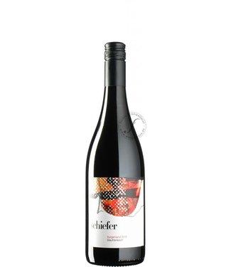 Weinbau Schiefer - blaufränkisch - Burgenland 2016