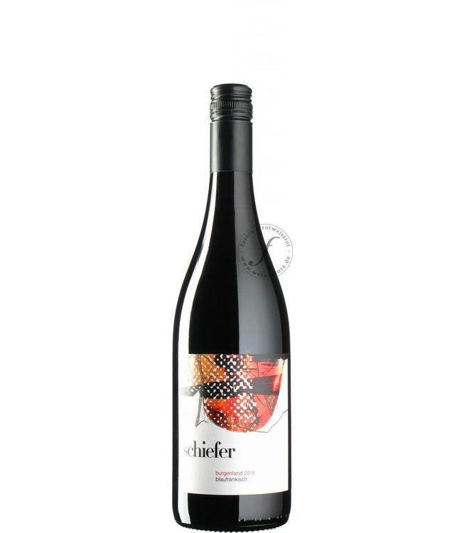 Weinbau Schiefer Burgenland Blaufränkisch 2016