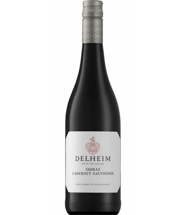 Delheim - Shiraz Cabernet Sauvignon 2016