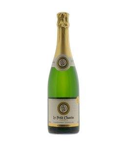 Le Petit Chavin - Chardonnay mousserend - alcoholvrije mousserende wijn