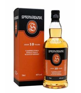 Springbank Campbeltown Single Malt Scotch Whisky 10 Years
