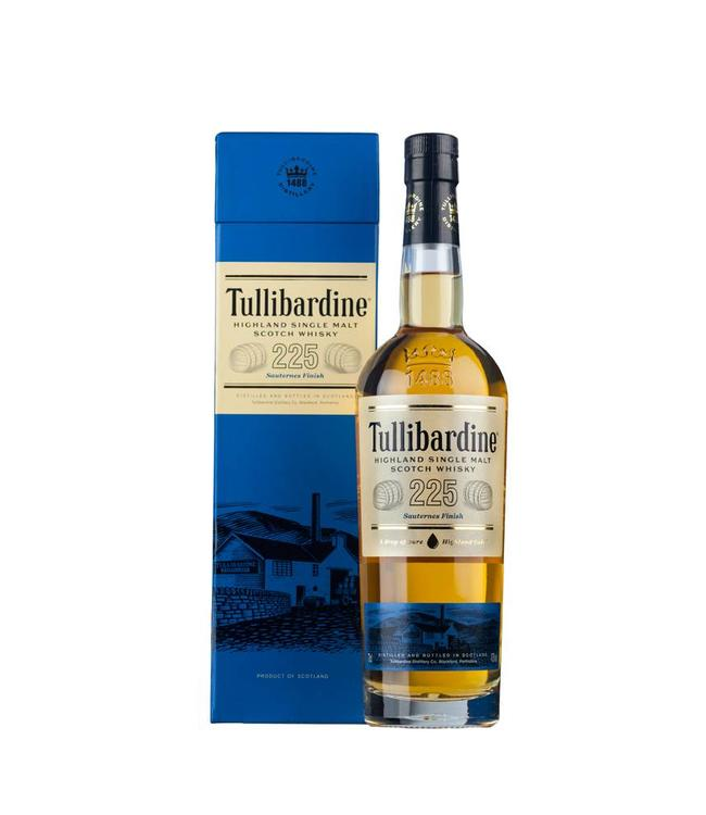 Tullibardine Highland Single Malt Scotch Whisky 225