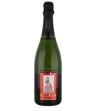 Champagne Charles Ellner - Qualité Extra Brut - 750ml
