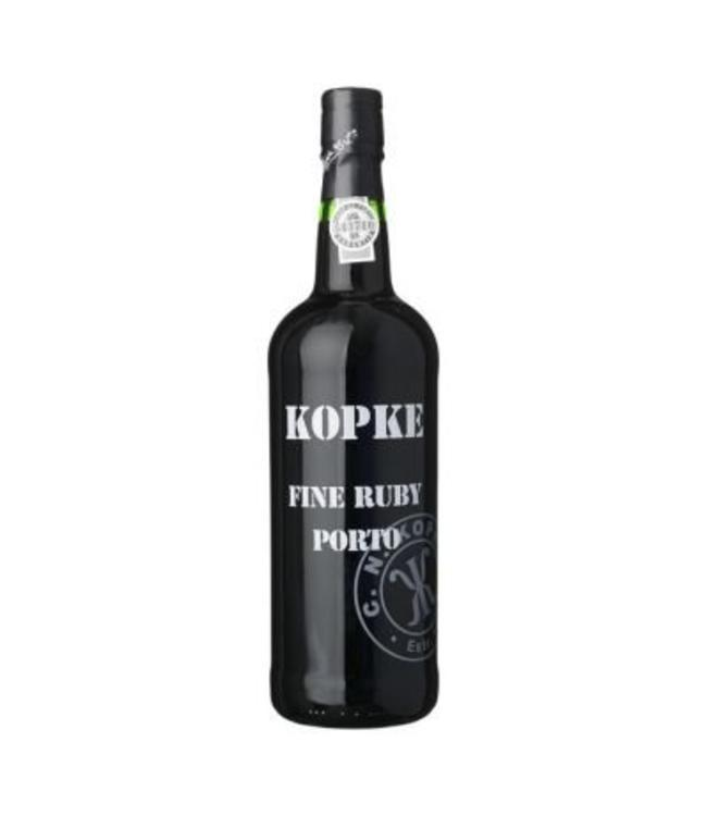 Kopke Fine Ruby Porto 375ml