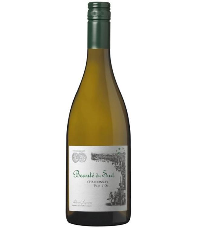 Beauté du Sud Chardonnay Pays d'Oc IGP 2017